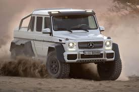 mercedes amg 6x6 cost mercedes g63 amg 6x6 makes production evo