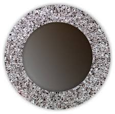 15 Ideas of Decorative Round Wall Mirrors