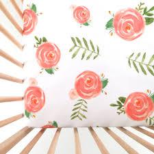 Hibiscus Crib Bedding Impressive Gorgeous Nursery Bedding For Baby Lotuswer Crib