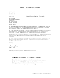 effective cover letter for resume how to write an effective cover