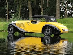 yellow bugatti current inventory tom hartley