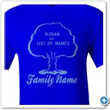 t shirt cafe family names and photo reunion t shirt designs