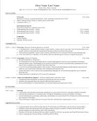 Sample Resume Of Data Entry Clerk by Exclusive Idea Biology Resume 12 Biology And Chemistry Student