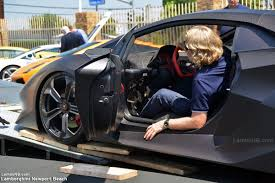 lamborghini sesto elemento interior lamborghini of newport brings sesto elemento for grand
