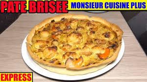 lidl recettes de cuisine recette pâte brisée monsieur cuisine plus thermomix cuistovideo fr
