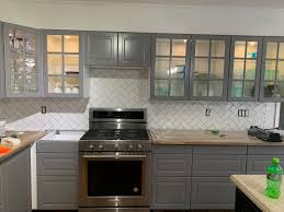ikea kitchen cabinets reddit 75 finished ikea kitchen this process has been about as