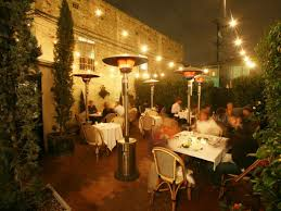 Outdoor Cafe Lighting by 12 Great Spots For Outdoor Dining In San Diego