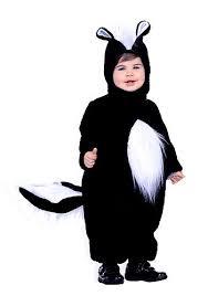Baby Skunk Costume Halloween Skunk Costumes Kids Skunk Halloween Costumes