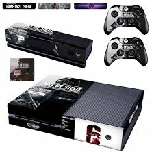 siege xbox one rainbow six siege xboxone vinyl skin decal sticker cover for