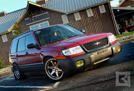 slammed subaru baja photo of the month july stanced lowered subaru u0027s subaru