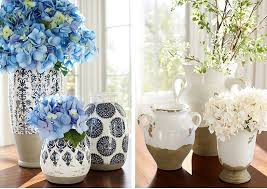 Spring Flower Arrangements 3 Unique And Bright Spring Flower Arrangements Pottery Barn