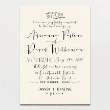 wedding invitations calligraphy modern calligraphy wedding invitation printable press