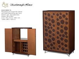 Bar Mirror With Shelves by Scarborough House Sh44 082511a Bar Cabinet