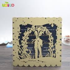 Cover Invitation Card Online Buy Wholesale Wedding Invitation Cover From China Wedding