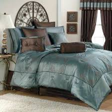 Teal King Size Comforter Sets Duvet Covers Brown And Blue U2013 De Arrest Me