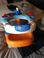 siege interactif vtech siege de bain vtech enfants bébés 2ememain be