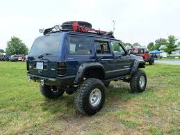 Roof Rack 2012 Jeep Grand Cherokee by Safari Style Hard Kor Roof Rack For Xj Cherokees Kevinsoffroad Com