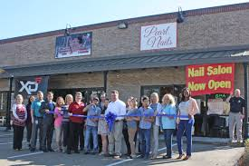 pearl nails ribbon cutting pearl chamber of commerce