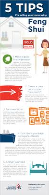 feng shui for home infographic 5 tips for selling your home using feng shui