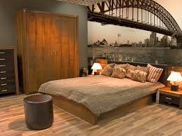 yellow accent wall with grey tags superb accent wall bedroom