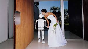 and marriage with robots science fiction or new reality