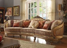 Oversized Furniture Living Room Cipriano Style Oversized Sofa