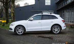 Audi Q5 8 Speed Tiptronic - 2013 audi q5 2 0t premium plus quattro weissach
