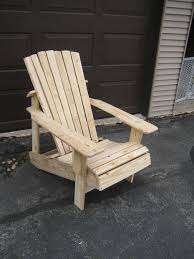 Skull Adirondack Chair Pallet Adirondack Chair 46 Steps With Pictures