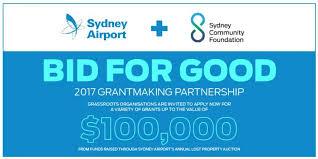bid for bid for grants sydney community foundation