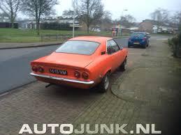 1972 opel manta 1972 opel manta a foto u0027s autojunk nl 185775