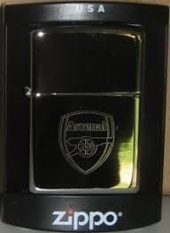 arsenal zippo lighter soccer arsenal zippo lighter was sold for r195 00 on 30 jul at 23
