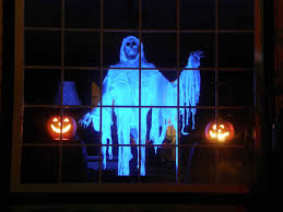outstanding hallowed eve halloween ideas design with scary ghost