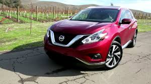 nissan murano specs 2017 2017 nissan murano test drive interior and exterior youtube