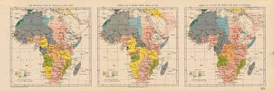 1914 World Map by The Political Map Of Africa In July 1914 Africa As It Might Have