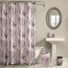 Purple Bathroom Curtains Amazing Choose Right Curtain Bed Bath Beyond Blackout Image For