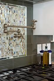 Stone Tile Kitchen Backsplash by 67 Best Kitchen Backsplashes Images On Pinterest Backsplash