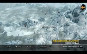 Skyrim World Map by Elder Scrolls Skyrim A Better Video Game Blog