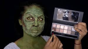 witch sfx halloween makeup tutorial youtube