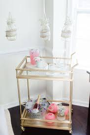 Bridal Shower Decor by Garden Party Bridal Shower Diy Suspended Mason Jar Decoration