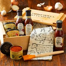 stonewall kitchen award winning specialty food creators grilling gifts