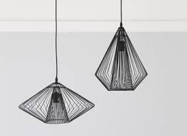 Wire Pendant Light Lovely Wire Pendant Light 38 Best Images About Wire L On