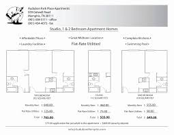 park place apartments floor plans audubon park place