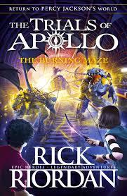 the burning maze the trials of apollo book 3 by rick riordan