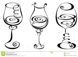 champagne glasses clipart champagne clipart glassware pencil and in color champagne