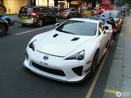 lfa lexus 2016 lexus lfa nürburgring edition 28 august 2016 autogespot
