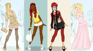 fashion creator dress up game by pichichama on deviantart
