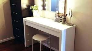 make up dressers make up dresser amazing makeup vanity table with lights ikea