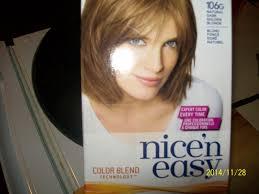 clairol nice u0027n easy hair colour reviews in hair colour chickadvisor