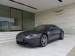 silver aston martin vanquish pre owned aston martin newport pagnell official aston martin