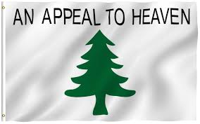 3x5 Foot Flag Anley An Appeal To Heaven Pine Tree Flag Continental Army Crusiers